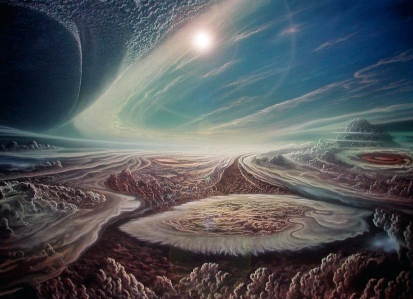 Spazio: com'è la Primavera sui pianeti del Sistema Solare?