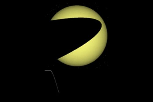 Spazio: un oggetto oscura la stella EPIC 204376071
