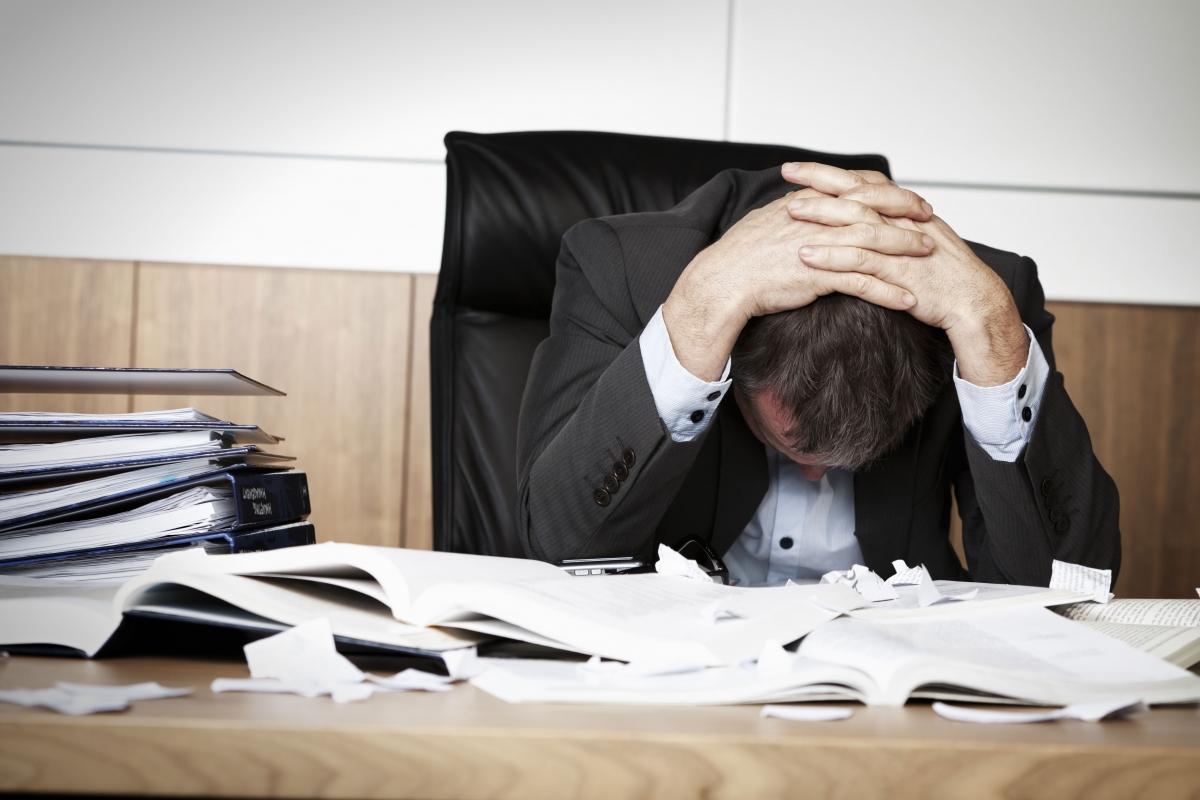 Odi il tuo lavoro? Ecco le conseguenze sul corpo