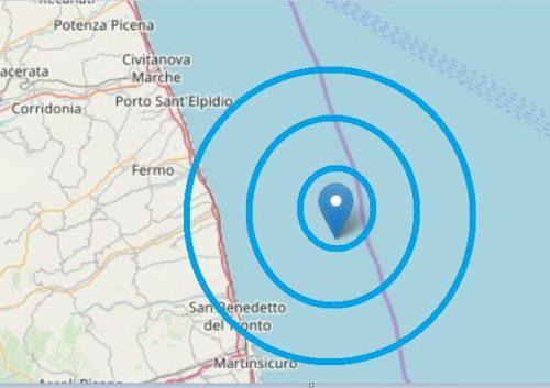 Terremoto di magnitudo 3.6 spaventa la popolazione, sciame sismico in atto