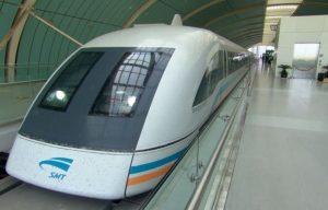 Nuovi treni a levitazione magnetica, toccheranno i 600 km/h