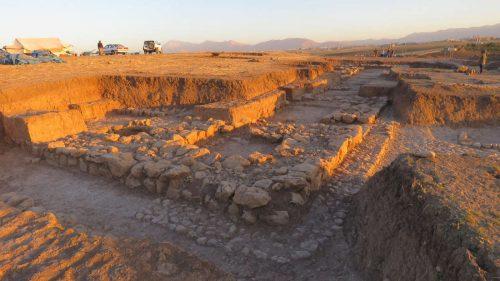 antica città scoperta