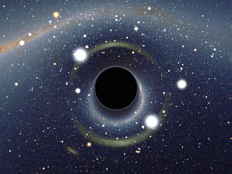 Cosa ci accadrebbe vicino ad un buco nero?