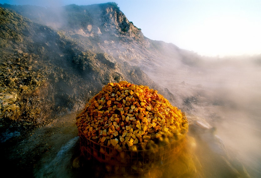 Campi Flegrei, scoperta terza eruzione: colpì il Mediterraneo centrale