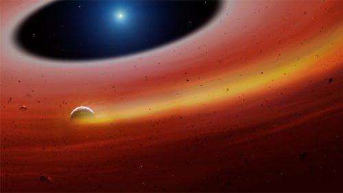 Spazio: scoperto un frammento di pianeta intorno ad una nana bianca