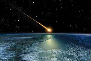 Spazio: un oggetto alieno è precipitato sulla Terra
