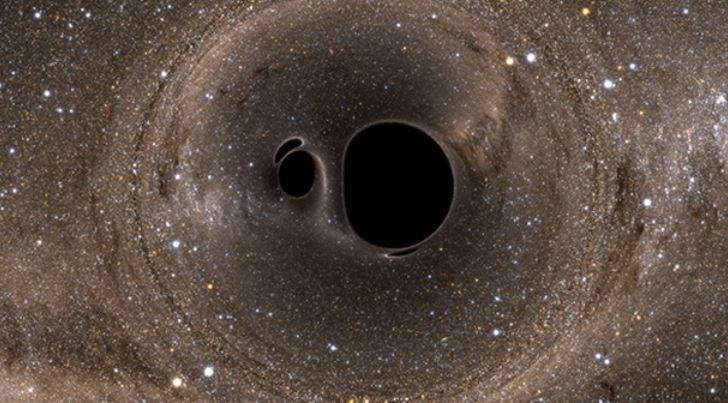 Captati tre nuovi segnali legati alla fusione di due buchi neri