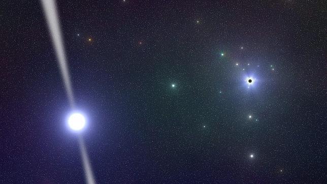 Spazio: registrata la 'musica' delle stelle di neutroni