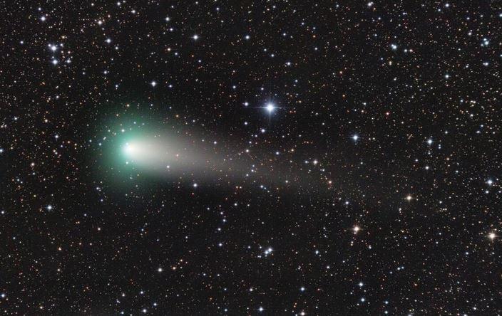 Scoperta una cometa attorno alla stella Beta Pictoris, dista 63 anni luce
