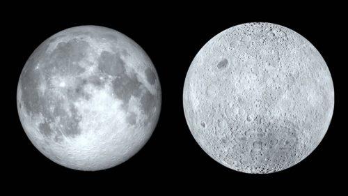 Luna: scoperto il segreto dell'asimmetria del corpo celeste