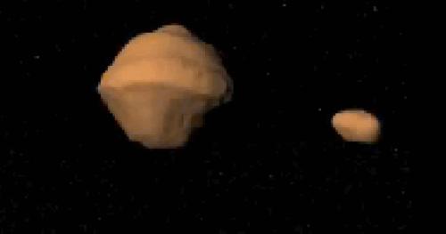 1999 KW4; enorme asteroide alla minima distanza con la Terra