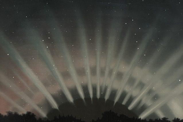 Aurore a ventaglio: il raro e pericoloso fenomeno studiato dagli esperti
