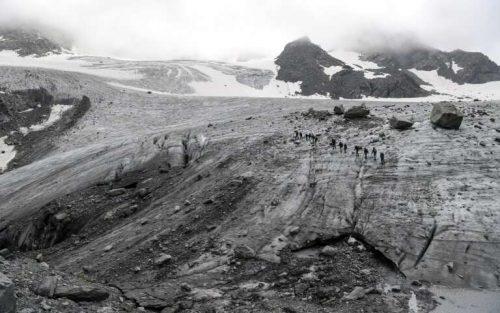 Sostanze radioattive liberate dallo scioglimento dei ghiacci. La scoperta