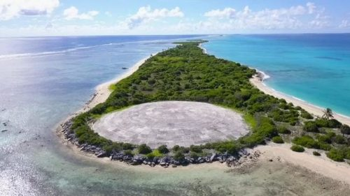"""Isole Marshall, materiale radioattivo fuoriesce dalla """"cupola"""""""