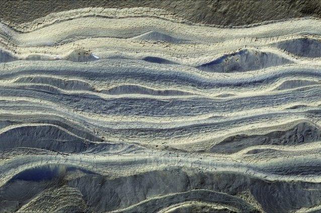 Marte: enorme strato di ghiaccio nelle profondità del pianeta