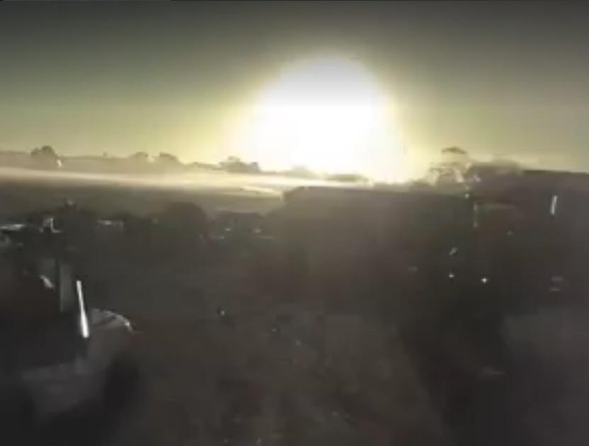 Australia: 'palla di fuoco' illumina il cielo nel sud del paese. Il video