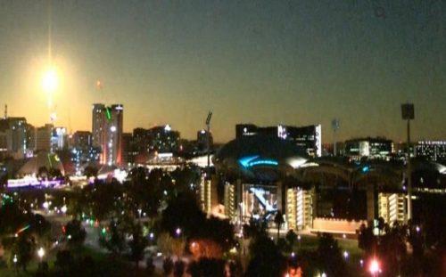 Australia: nuova meteora esplode in cielo