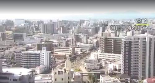 Terremoto Giappone: violenta scossa nel sud del paese