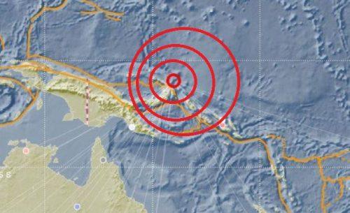 Violento terremoto M 7.4 nell'anello di fuoco del Pacifico: diramata allerta tsunami