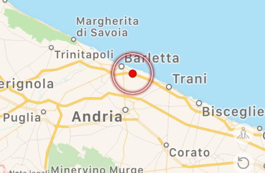 Terremoto M 3.9 in Puglia, i primi messaggi dei cittadini sui social