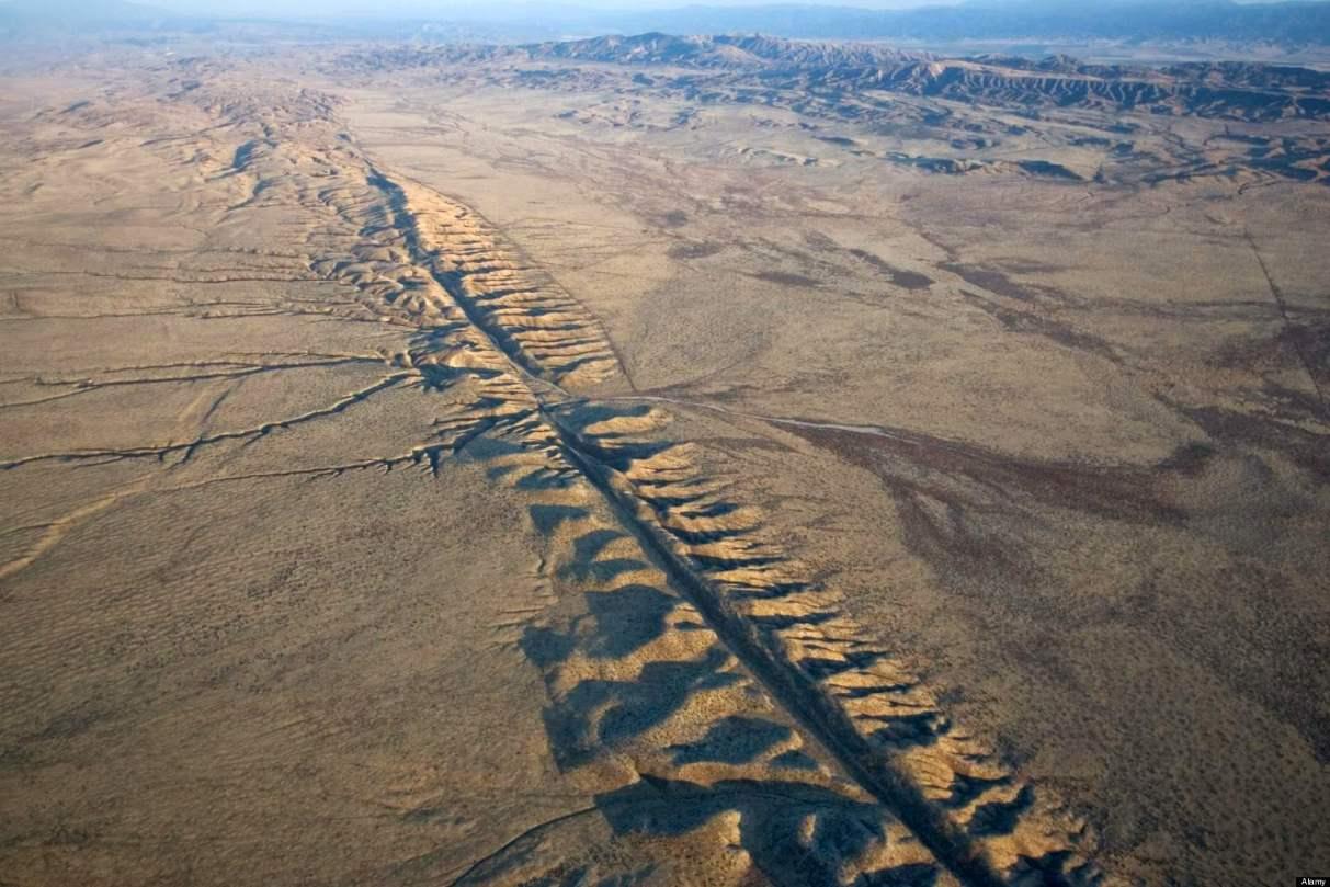 California: registrati oltre 400 terremoti dal 25 maggio
