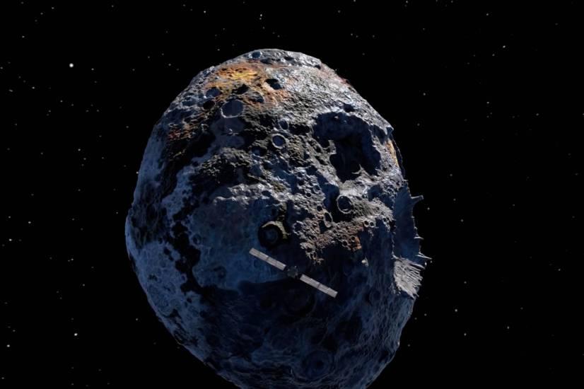 Spazio: un asteroide potrebbbe rendere milionari gli abitanti della Terra?