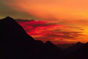 Caldo record sulle Alpi: temperature mai toccate prima, i valori sono impressionanti