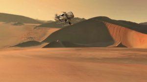 Un lander-drone sorvolerà i paesaggi di Titano, i dettagli della storica missione