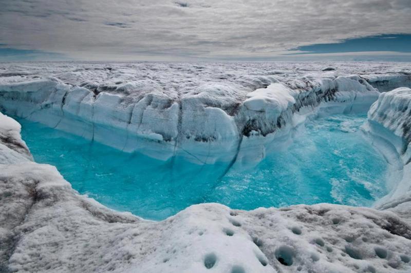 La Groenlandia ha perso due miliardi di tonnellate di ghiaccio in un giorno