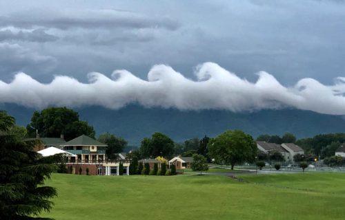 USA: in cielo si forma l'Instabilità di Kelvin-Helmholtz