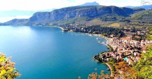 Lago di Garda: la rotazione terrestre modifica l'ecosistema