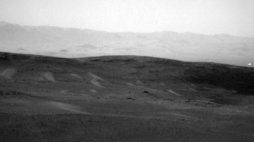Curiosity: nuovo flash bianco avvistato su Marte