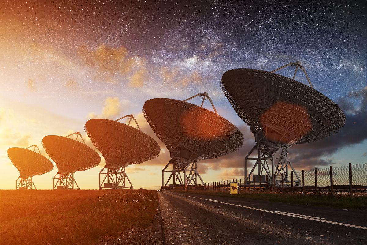 Extraterrestri: analizzate oltre un milione di stelle. Nessun segnale