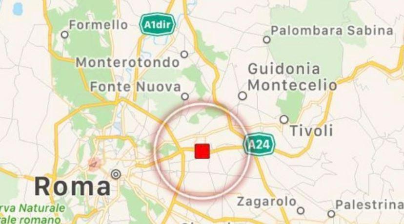 Paura terremoto a Roma, scossa vicino alla Capitale. Migliaia di segnalazioni