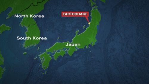 Terremoto Giappone: allerta tsunami rientrata, controllate le centrali nucleari