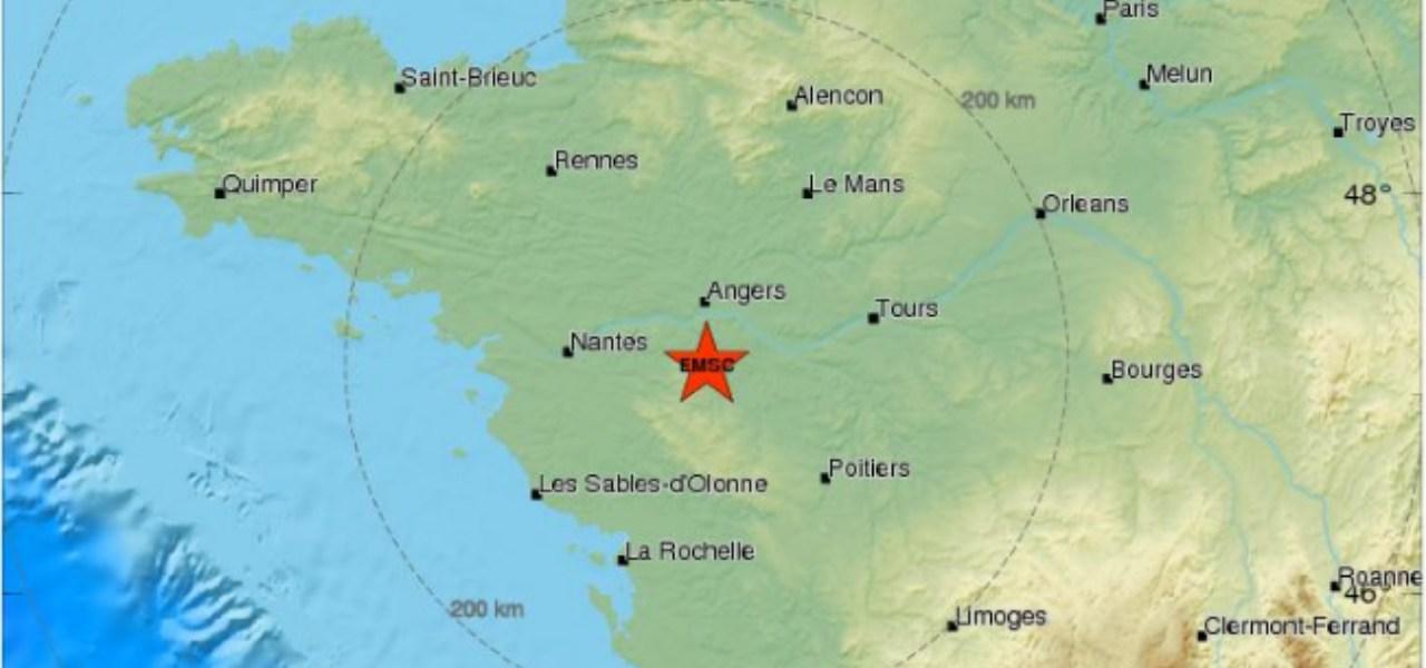 Terremoto in Francia: il primo bilancio. Crepe nei muri e tanta paura