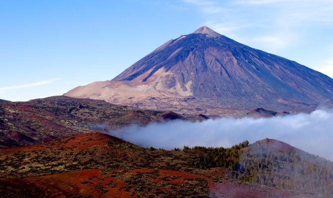 Canarie: oltre 500 scosse di terremoto a Tenerife