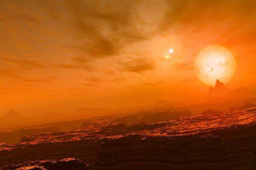 Spazio: Ltt 1445Ab, il pianeta con tre soli