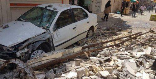 Potente terremoto M 5.7 in Iran: un morto e quattro feriti, molti danni