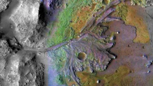 Nuova scoperta su Marte, in passato l'acqua scorreva in abbondanza