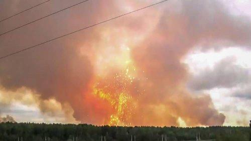 Esplosione missile: è stato incidente nucleare. Arriva l'ammissione del governo russo