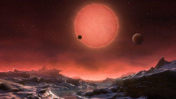 Spazio: tre pianeti simili alla Terra intorno alla stella GJ1061