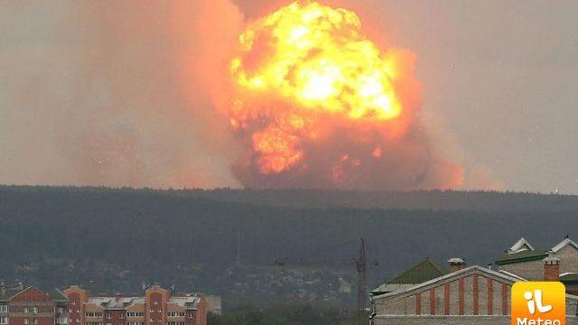 Incidente nucleare in Russia: gli ultimi dati sulla radiazione in Italia