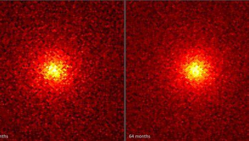Spazio, picco improvviso di raggi gamma dalla Luna