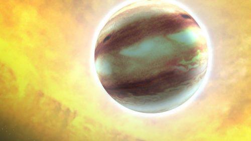 Spazio: quattro pianeti infernali scoperti dagli scienziati