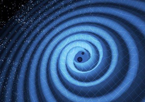 Onde gravitazionali verso la Terra: 'segnale' registrato il 14 agosto