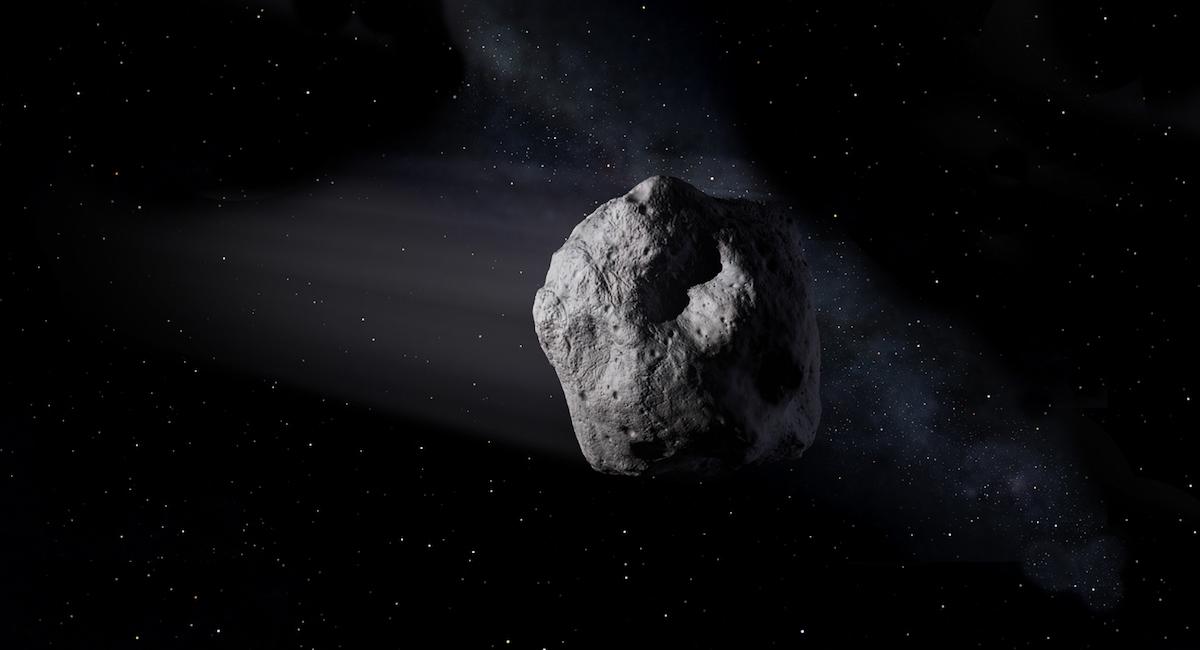 Spazio: 2000 QW7, il gigantesco asteroide verso il  perigeo