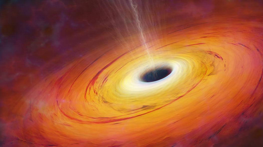 Spazio: il buco nero al centro della Via Lattea è sempre più vorace