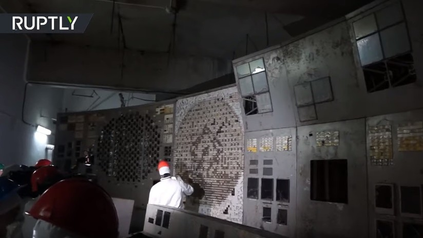Chernobyl: dopo oltre 30 anni un team di giornalisti visita l'interno del reattore. Il video