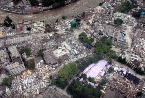 Terremoto: un morto e 17 case crollate nel nord della Cina